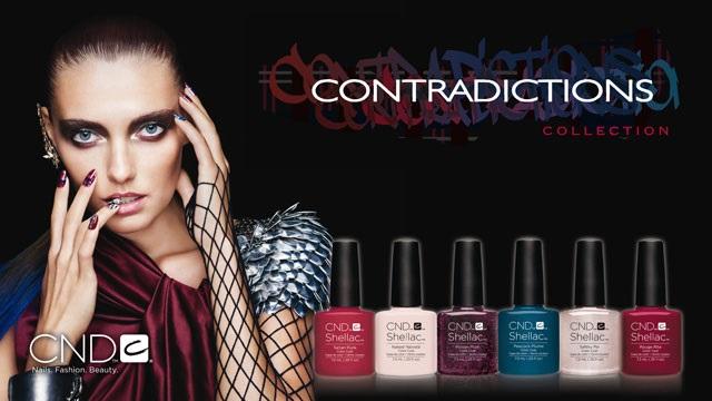 <i><a href='/magazin/?c=4233'><h3>Podzim plný kontrastů s kolekcí Contradictions od CND</h3><p>Letošní podzim bude opulentní. Hřejivá kůže, jemný satén, smyslná krajka, drahé kovy, cenné perly. Připravte se na něj s kolekcí Contradictions od CND.</p></a></i>