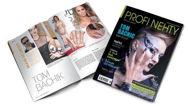 <i><a href='/magazin/?c=4073'><h3>Letní vydání časopisu Profi Nehty plné odborných rad pro váš salon</h3><p>Vychází letošní páté číslo odborného časopisu PROFI NEHTY, časopisu s nejdelší historií!</p></a></i>