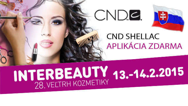 <i><a href='/magazin/?c=3395'><h3>Špičková kvalita od CND na Interbeauty Bratislava 2015</h3><p>Nechte se zlákat nádhernými odstíny, jedinečnou kvalitou a profesionálním přístupem americké značky CND. Již potřetí budete mít možnost poznat její sortiment na bratislavském veletrhu krásy Interbeauty Bratislava 2015, který se koná 13. - 14. 2.</p></a></i>