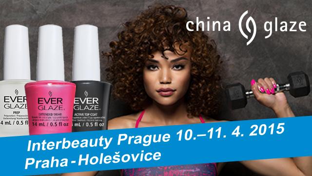<i><a href='/magazin/?c=3661'><h3>Barevná smršť na Interbeauty Prague 2015 se značkou China Glaze</h3><p>Americká značka China Glaze je známá především jako profesionální značka, která vždy přichází s něčím novým a neotřelým. A jinak tomu nebude ani na veletrhu Interbeauty Prague 2015.</p></a></i>