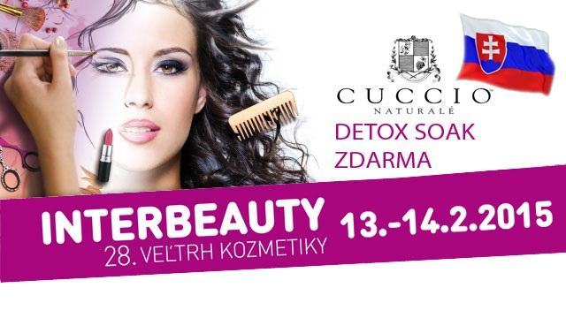 <i><a href='/magazin/?c=3407'><h3>Luxusní Spa od značky Cuccio na Interbeauty Bratislava 2015</h3><p>Ponořte se s námi do relaxace a uvolnění a nechte se hýčkat na voňavém stánku značky Cuccio, který bude součástí veletrhu krásy Interbeauty Bratislava 2015.</p></a></i>