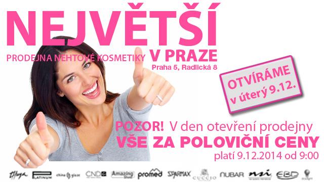 <i><a href='/magazin/?c=3197'><h3>VŠE ZA POLOVIČNÍ CENY! </h3><p>9. 12. otvíráme největší prodejnu nehtové kosmetiky v Praze!</p></a></i>