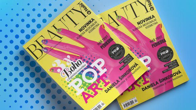 <i><a href='/magazin/?c=6321'><h3>BEAUTY&Nails červenec/srpen2018</h3><p>Nové číslo trendy časopisu BEAUTY&Nails pro měsíc červenec/srpen je nyní v prodeji!</p></a></i>
