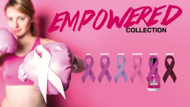 <i><a href='/magazin/?c=6361'><h3>Kolekce Empowered na podporu v boji proti rakovině prsu</h3><p>Nová kolekce značky NSI - EMPOWERED</p></a></i>