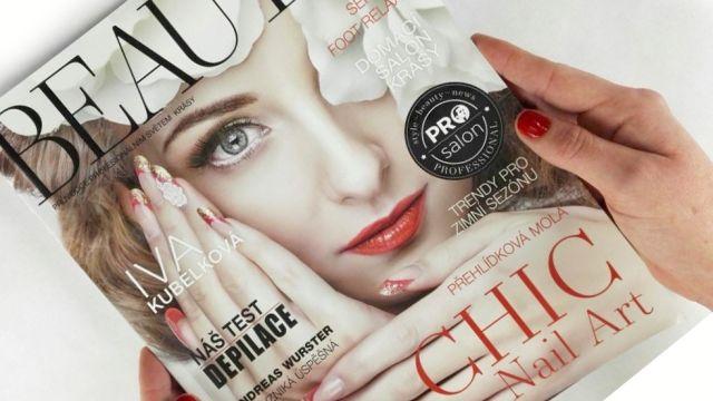 <i><a href='/magazin/?c=5953'><h3>Nový časopis Beauty&Nails již v prodeji! </h3><p>Na stránkách nového časopisu Beauty&Nails najdete mnoho zajímavých článků, inspirací a novinek. Využijte nabídku na zvýhodněné předplatné pro celý rok za 400 Kč.</p></a></i>