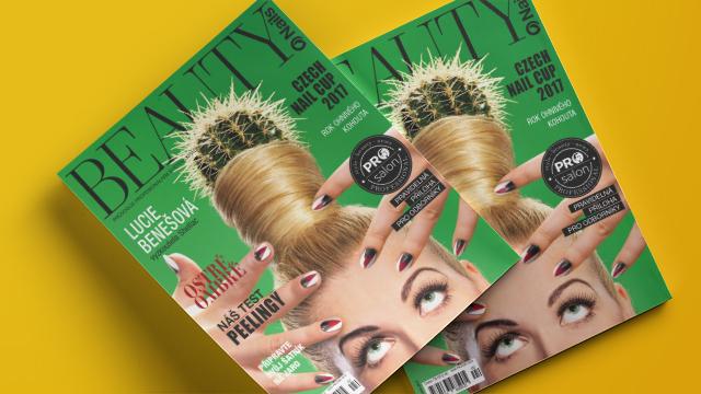 <i><a href='/magazin/?c=6027'><h3>BEAUTY&Nails březen/duben</h3><p>Právě vychází nové vydání dvouměsíčníku BEAUTY&Nails, lifestylového časopisu (nejen) pro nehtové salóny.</p></a></i>